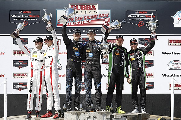 IMSA IMSA у Лонг-Біч: Cadillac виграє хаотичний Гран Прі