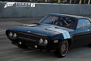eSports Actualités Forza Motorsport 7 avec les voitures de Fast and Furious 8