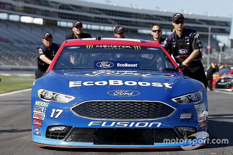 """What """"took the wind out of the sails"""" of Roush Fenway Racing?"""