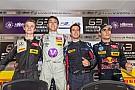 F3 F3世界杯排位赛:打破赛道纪录!新秀拉塞尔夺下杆位