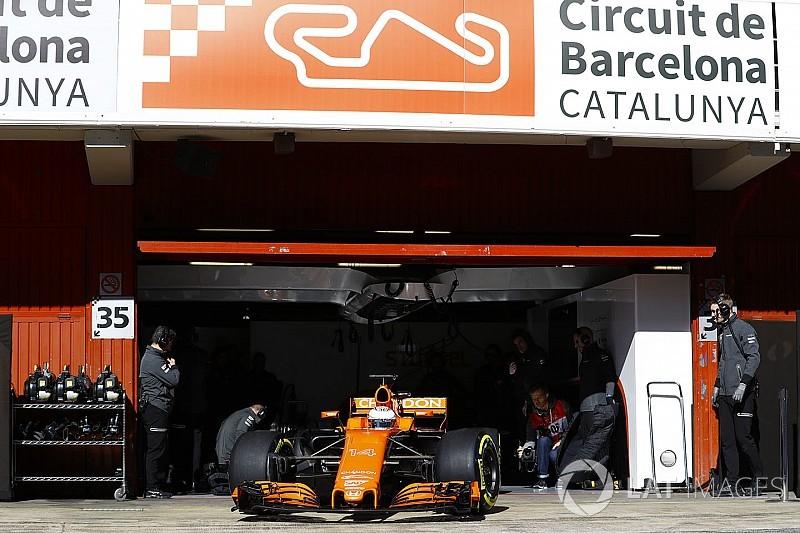 Розпочався продаж квитків на передсезонні тести Ф1-2018 у Барселоні