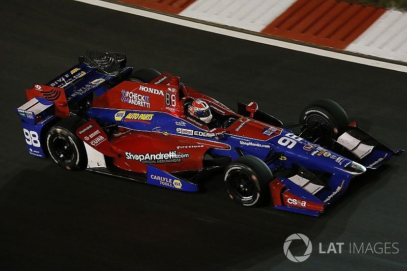 Andretti renova acordo e continua com motores Honda