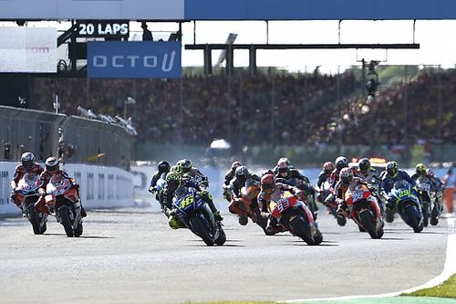 Gallery: The full 2018 MotoGP grid