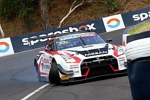 Endurance Practice report Bathurst 12 Hour: Audi fastest, more damage for Nissan