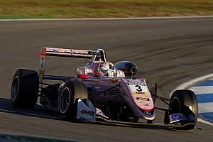 Евро Ф3 Отчет о гонке Гюнтер выиграл последнюю гонку Евро Ф3, Эрикссон стал вице-чемпионом