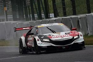 Super GT Toplijst In beeld: Jenson Button maakt kennis met Japanse Super GT