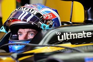 Fórmula 1 Noticias Palmer dice que no pudo hacer nada en su accidente en la FP2