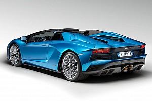 Automotive News Oben ohne: Lamborghini präsentiert neuen Aventador-Roadster