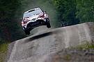 WRC Le parcours du Rallye de Finlande sans la spéciale d'Ouninpohja