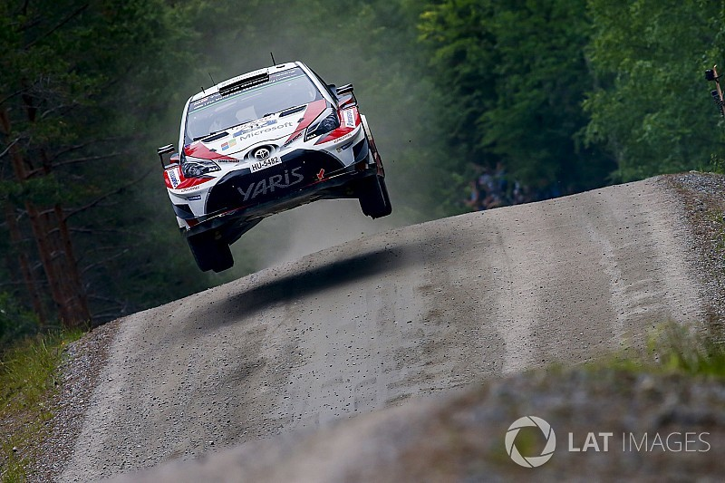 Ouninpohja dropped in Finland WRC route overhaul