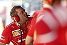 El ingeniero de carrera de Kimi Raikkonen deja Ferrari