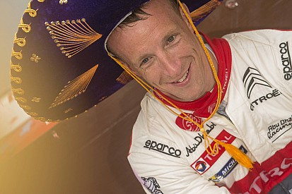 Meeke, tras su incidente: