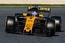 Палмер рассказал о повторяющихся проблемах с двигателем Renault
