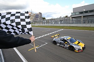 Blancpain Sprint Race report Frijns, Leonard steal Blancpain Sprint title in thriller