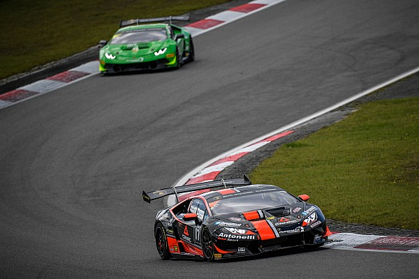 Lamborghini Super Trofeo Gara Grenier e Spinelli centrano la doppietta al Nürburgring