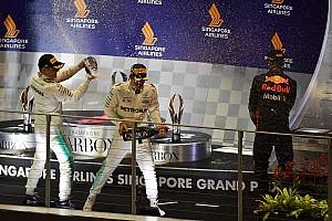 Formel 1 News Toto Wolff warnt F1-Technikchef: Nur nicht nachlassen!