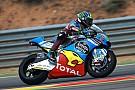 Moto2 Aragon, Libere 3: Morbidelli beffa Pasini a tempo scaduto