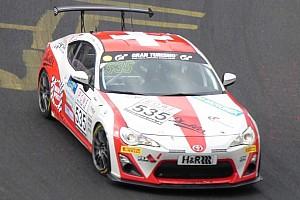 VLN Actualités VLN : belle surprise pour Toyota Swiss Racing