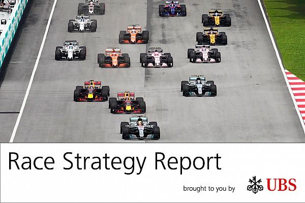 Análisis: cómo utilizó Mercedes a Bottas para ralentizar la remontada de Vettel
