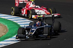 FIA F2 Raceverslag F2 Jerez: Markelov stormt naar winst in tactische sprintrace