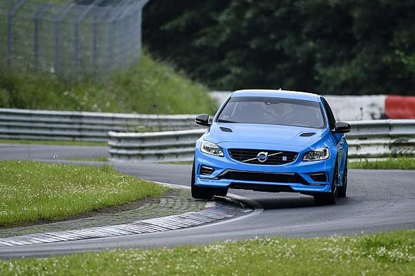 Auto Actualités Un an après, Volvo dévoile un record sur le Nürburgring