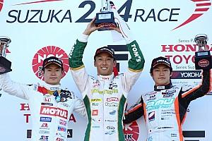 Super Formula Race report Super Formula Suzuka: Nakajima dominasi balapan pembuka 2017