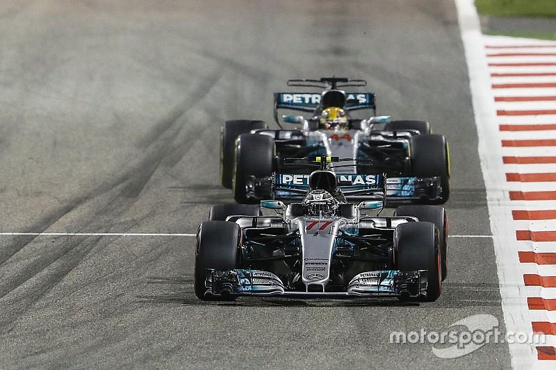 Mercedes prêt à revoir sa politique de consignes d'équipe