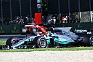 Mercedes targets reducing weight of its F1 car