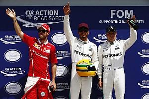 F1 Reporte de calificación Hamilton logra la pole y récord en Montreal