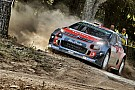 WRC Shakedown - Kris Meeke prend les devants