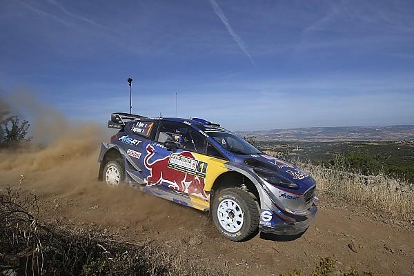 WRC Preview Ogier et Tänak prêts pour le premier des rallyes grande vitesse