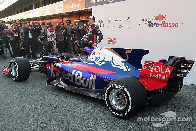 Photos - La Toro Rosso STR12 sous toutes ses coutures