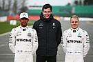 Wolff señala que Mercedes no necesita de pilotos alemanes