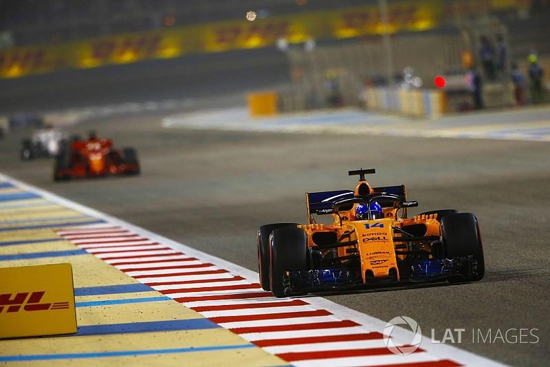 McLaren: começo de 2018 é mais difícil que o esperado