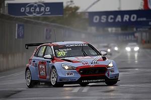WTCR Sıralama turları raporu Marakeş WTCR: Tarquini 2. yarışa pole'de başlayacak