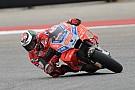 MotoGP Lorenzo admite que está lejos de los más rápidos