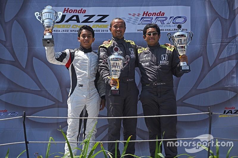 ISSOM: Andika Rama rengkuh podium perdana di kategori Master
