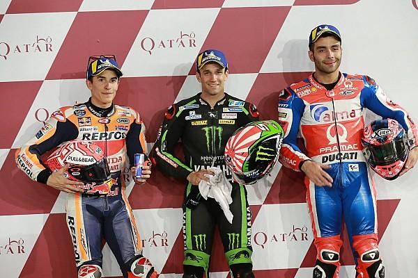 MotoGP Hasil Starting grid MotoGP Qatar 2018