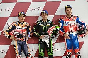 Стартова решітка Гран Прі Катару