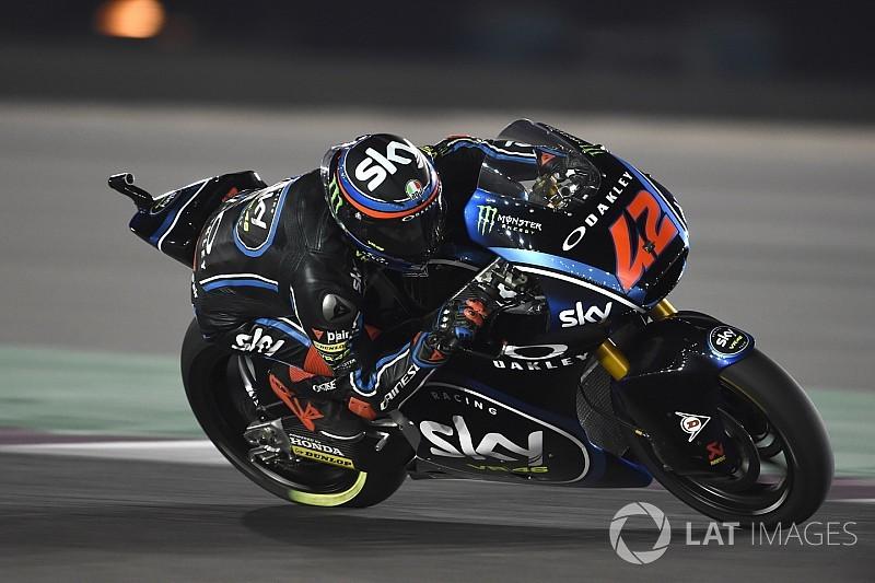 Moto2: Em final emocionante, Bagnaia leva a melhor no Catar