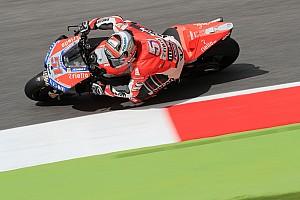 MotoGP Новость Подушки безопасности сделали обязательными для всех гонщиков MotoGP
