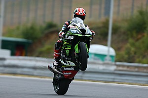 World Superbike Race report Brno WSBK: Rea moves clear of Fogarty with 60th win