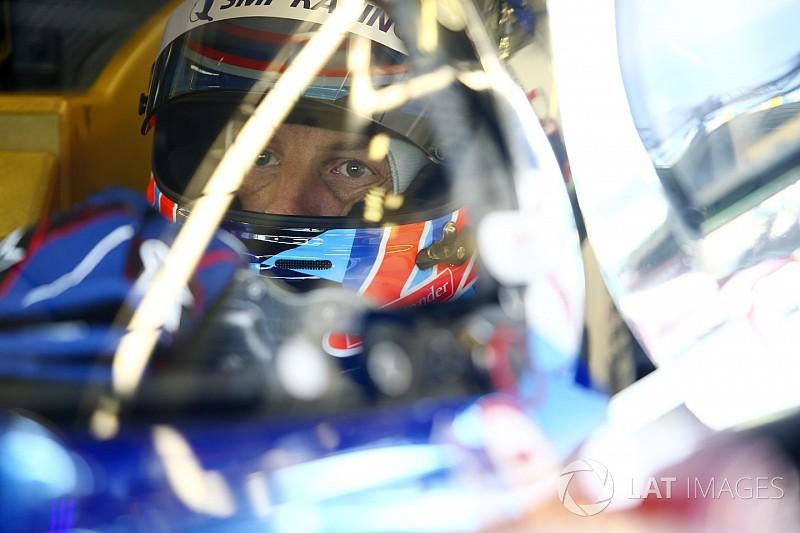 Button admite que la experiencia en Le Mans es