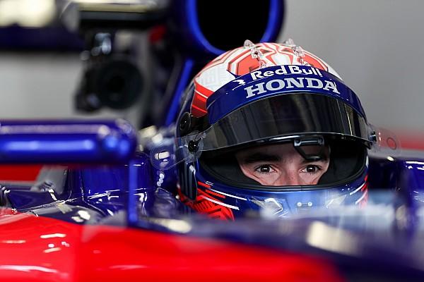 Formule 1 Photos - Le test F1 de Marc Márquez avec Toro Rosso