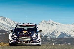 WRC Etappeverslag WRC Monte Carlo: Ogier aan de leiding na chaotische openingsdag