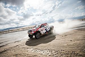"""Dakar Nieuws Ten Brinke zonder airco naar vijfde plaats: """"Het was het waard"""""""