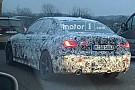 OTOMOBİL 2018 BMW 3 Serisi yakalandı