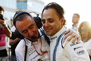 Verekedés miatt kizárták Massa csapatát: videó