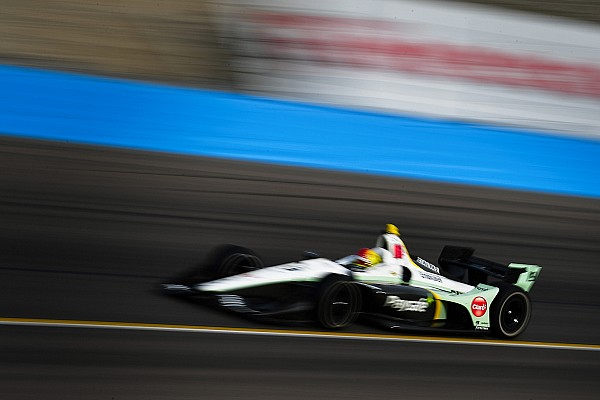 """Fittipaldi """"up to speed"""" for IndyCar debut"""