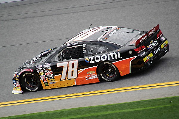 Sports car veteran Max Tullman expanding his NASCAR schedule